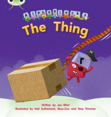 The Thing: Alphablocks Set 08 av Joe Elliot (Heftet)