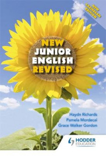 New Junior English av Gordon Gregory, Pamela Mordecai og Haydn Richards (Heftet)