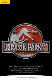 Level 2: Jurassic Park Book and CD Pack av Scott Ciencin og Michael Crichton (Blandet mediaprodukt)