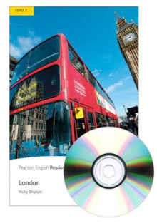 Level 2: London Book and MP3 Pack av Vicky Shipton og Paul Shipton (Blandet mediaprodukt)