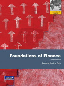 Foundations of Finance Plus MyFinanceLab Student Access Card av Arthur J. Keown, John H. Martin og John W. Petty (Blandet mediaprodukt)