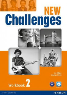 New Challenges 2 Workbook & Audio CD Pack av Liz Kilbey (Blandet mediaprodukt)