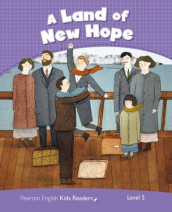 Level 5: Land of New Hope CLIL av Andrew Hopkins, John Hughes og Jocelyn Potter (Heftet)
