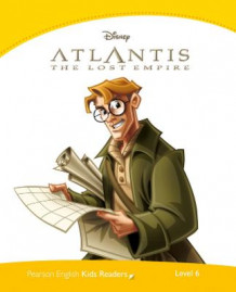 Level 6: Atlantis: Lost Empire av Marie Crook (Heftet)