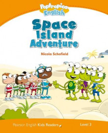 Level 3: Poptropica English Space Island Adventure av Nicola Schofield (Heftet)