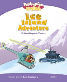 Level 5: Poptropica English Ice Island Adventure av Coleen Degnan-Veness (Heftet)