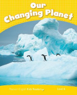 Omslag - Level 6: Our Changing Planet CLIL