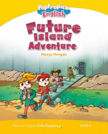 Level 6: Poptropica English Future Island Adventure av Caroline Laidlaw (Heftet)