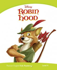 Level 4: Robin Hood av Jocelyn Potter (Heftet)