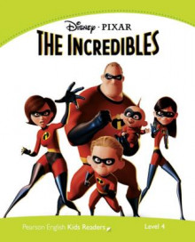 Level 4: Disney Pixar The Incredibles av Helen Parker (Heftet)