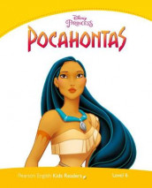 Level 6: Disney Princess Pocahontas av Andrew Hopkins og John Hughes (Heftet)