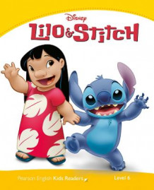 Level 6: Lilo + Stitch av Paul Shipton (Heftet)