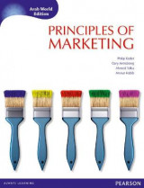 Omslag - Principles of Marketing (Arab World Editions) with MyMarketingLab