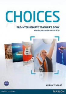 Choices Pre-Intermediate Teacher's Book & Multi-ROM Pack av Adrian Tennant (Blandet mediaprodukt)