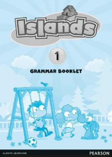Islands Level 1 Grammar Booklet av Kerry Powell (Heftet)