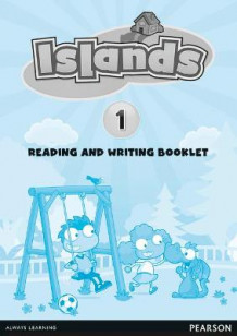 Islands Level 1 Reading and Writing Booklet av Kerry Powell (Heftet)