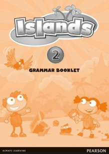 Islands Level 2 Grammar Booklet av Kerry Powell (Heftet)