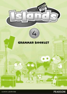 Islands Level 4 Grammar Booklet av Kerry Powell (Heftet)