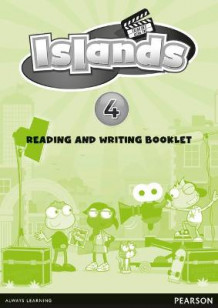Islands Level 4 Reading and Writing Booklet av Kerry Powell (Heftet)
