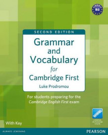Grammar and Vocabulary for FCE with Key + Access to Longman Dictionaries Online av Luke Prodromou (Blandet mediaprodukt)