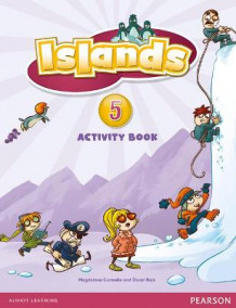 Islands Level 5 Activity Book plus pin code av Magdalena Custodio og Oscar Ruiz (Blandet mediaprodukt)