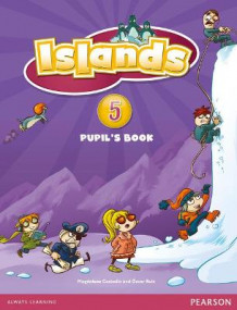 Islands Level 5 Pupil's Book Plus Pin Code: 5 av Magdalena Custodio og Oscar Ruiz (Blandet mediaprodukt)