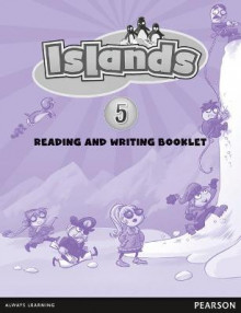 Islands Level 5 Reading and Writing Booklet av Kerry Powell (Heftet)