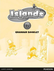 Islands Level 6 Grammar Booklet av Kerry Powell (Heftet)