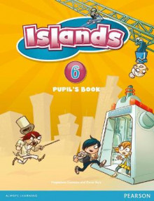 Islands Level 6 Pupil's Book Plus Pin Code: 6 av Magdalena Custodio og Oscar Ruiz (Blandet mediaprodukt)