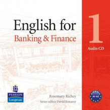 English for Banking Level 1 Audio CD av Rosemary Richey (Lydbok-CD)