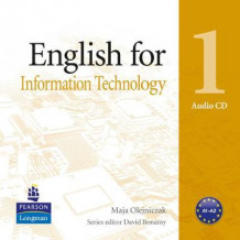 English for IT Level 1 Audio CD (Lydbok-CD)