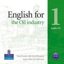 English for Oil Level 1 Audio CD (Lydbok-CD)