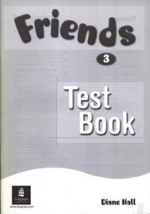 Friends 3 (global) Test CD Pack av Diane Hall (Blandet mediaprodukt)