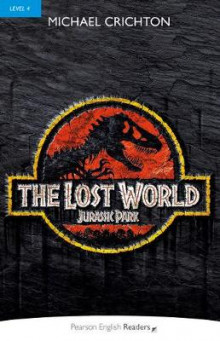 PLPR4: Lost World: Jurassic Park: Level 4 av Michael Crichton (Blandet mediaprodukt)