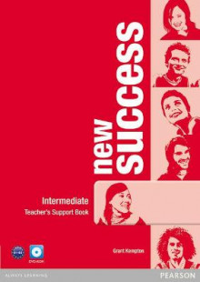 New Success Intermediate Teacher's Book & DVD-ROM Pack av Peter Moran, Grant Kempton, Bob Hastings og Rod Fricker (Blandet mediaprodukt)
