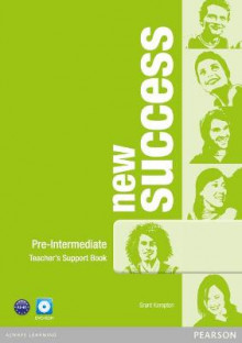 New Success Pre-Intermediate Teacher's Book & DVD-ROM Pack av Grant Kempton, Bob Hastings, Stuart McKinlay og Patricia Reilly (Blandet mediaprodukt)