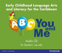 A, B, C, You and Me: Early Childhood Literacy for the Caribbean av Anne Worrall og Tanya Banks (Lydbok-CD)