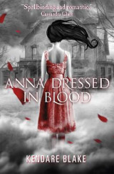 Omslag - Anna Dressed in Blood