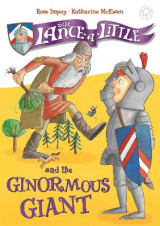 Omslag - Sir Lance-a-Little and the Ginormous Giant