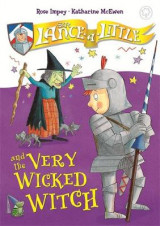 Omslag - Sir Lance-a-Little and the Very Wicked Witch