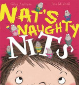 Omslag - Nat's Naughty Nits