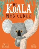 Omslag - The Koala Who Could