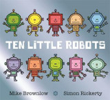 Omslag - Ten Little Robots