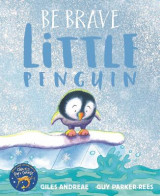 Omslag - Be Brave Little Penguin