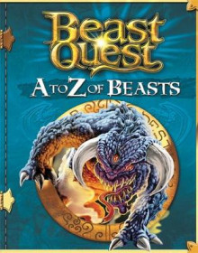 A to Z of Beasts av Adam Blade (Innbundet)