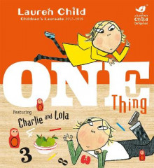 One Thing av Lauren Child (Heftet)