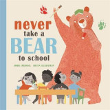 Omslag - Never Take a Bear to School
