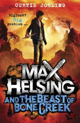 Omslag - Max Helsing and the Beast of Bone Creek: Book 2