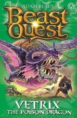 Omslag - Vetrix the Poison Dragon: Series 19 Book 3