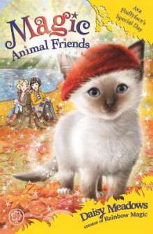 Magic Animal Friends: Ava Fluffyface's Special Day av Daisy Meadows (Heftet)